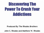 Crush Your Addictions MRR Ebook
