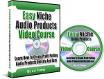 Easy Niche Audio Products Video Course Resale Rights Video