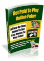 Get Paid To Play Online Poker Resale Rights Ebook