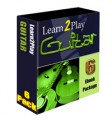 Learn To Play Guitar Package MRR Ebook