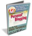 Personal Blogging Mrr Video