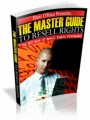 The Master Guide To Resell Rights Mrr Ebook