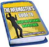 The Webmasters Guide To Creative Internet Marketing MRR Software