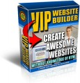 Vip Website Builder Resale Rights Software