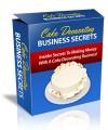 Cake Decorating Business Secrets PLR Ebook