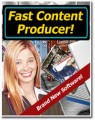Fast Content Producer PLR Software