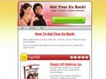 Get Ex Back Wordpress Theme PLR Script