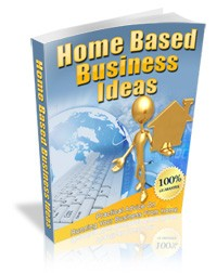 Home Based Business Ideas Mrr Ebook