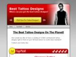 Tattoo Wordpress Theme PLR Script