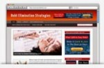 Debt Elimination Niche Blog Personal Use Template