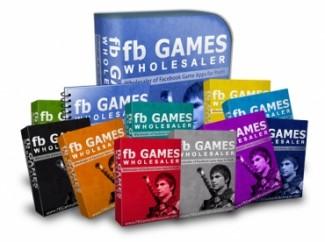 Facebook Game Apps 5 MRR Software