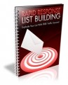Rapid Response List Building PLR Ebook