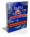 Simple Cash Machines Mrr Ebook