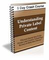 Understanding Private Label Content Plr Autoresponder ...