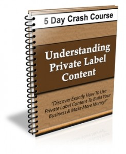 Understanding Private Label Content Plr Autoresponder Messages