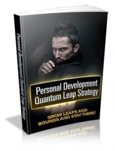 Personal Development Quantum Leap Strategy Mrr Ebook