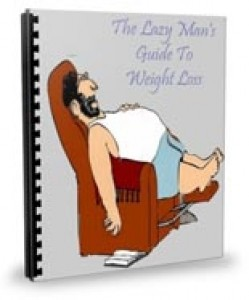 The Lazy Mans Guide To Weight Loss Plr Ebook
