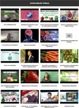 Antioxidants Instant Mobile Video Site MRR Software