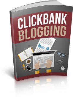 Clickbank Blogging MRR Ebook