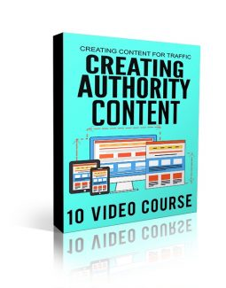 Creating Authority Content MRR Video