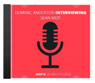 Dominic Anderton Interviewing Sean Mize MRR Audio