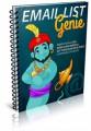 Email List Genie MRR Ebook