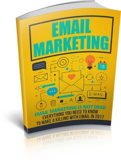 Email Marketing MRR Ebook