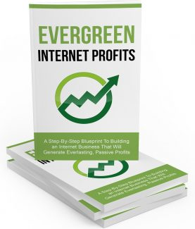 Evergreen Internet Profits MRR Ebook