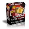 Ez Pricing Table Maker MRR Software