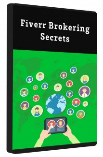 Fiverr Brokering Secrets MRR Video