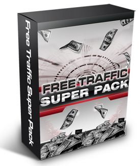 Free Traffic Super Pack PLR Video