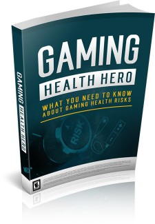 Gaming Health Hero MRR Ebook