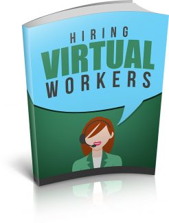 Hiring Virtual Workers MRR Ebook