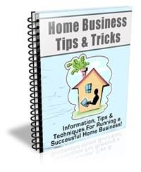 Home Business Tips  Tricks PLR Autoresponder Messages