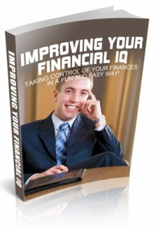 Improving Your Financial Iq MRR Ebook