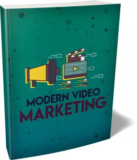 Modern Video Marketing MRR Ebook