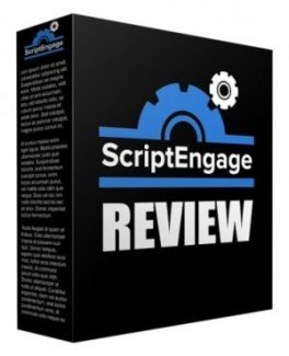 Scrip Engage Review PLR Video