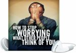 Stop Worrying About Other People MRR Ebook With Audio