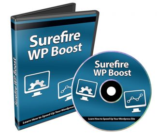 Surefire Wp Boost PLR Video With Audio