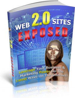 Web 2.0 Sites Exposed PLR Ebook