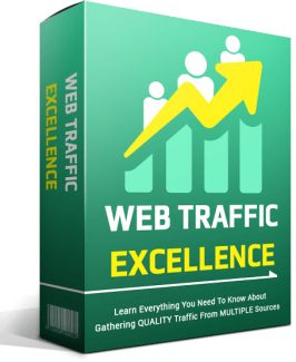 Web Traffic Excellence MRR Video With Audio