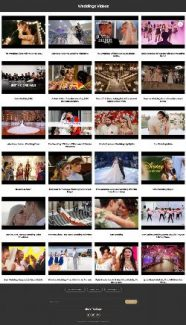 Weddings Instant Mobile Video Site MRR Software