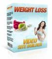Weight Loss Video Site Builder MRR Software
