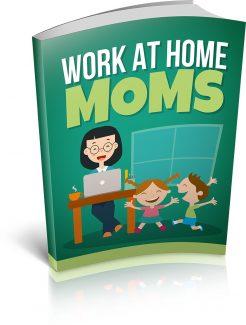 Work At Home Moms MRR Ebook