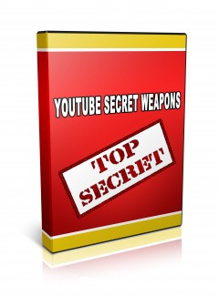 Youtube Secret Weapons Personal Use Ebook With Video