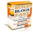 Build Blogs Fast MRR Script With Video