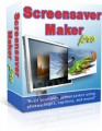 Screensavers Maker Pro PLR Software