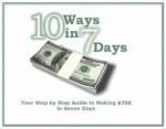 10 Ways In 7 Days MRR Ebook