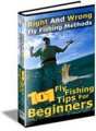 101 Fly Fishing Tips For Beginners PLR Ebook