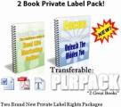 2 Plr Pack PLR Ebook
